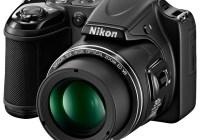 Nikon Coolpix L820 with 30x Optical Zoom black