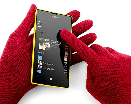 Nokia Lumia 520 is an Affordable WP8 Smartphone super sensitive