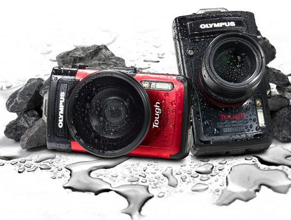 Olympus STYLUS TOUGH TG-2 iHS Flagship Rugged Camera