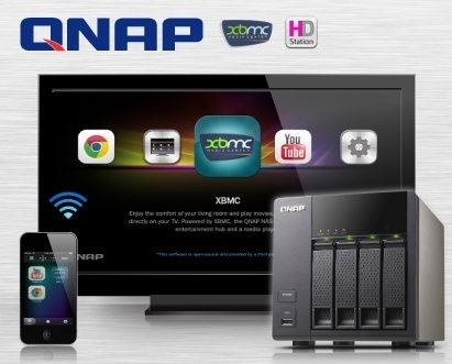 QNAP TS-x69 Pro and TS-x69L Series Turbo NAS with XBMC and HDMI