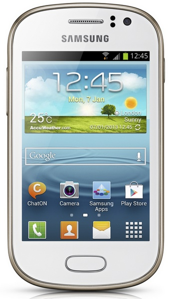 Samsung Galaxy Fame entry-level Smartphone