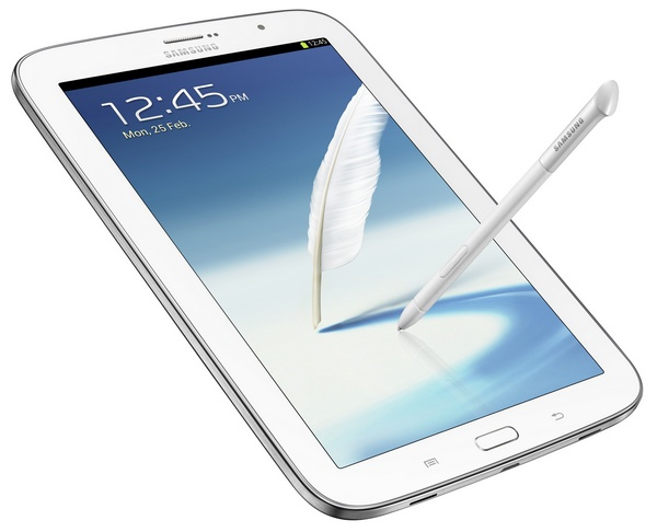 Samsung Galaxy Note 8.0 Quad-core Phone Tablet Hybrid 1