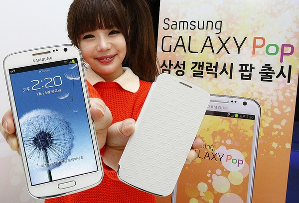 Samsung Galaxy Pop SHV-E220 Heading to Korea with Quad-core