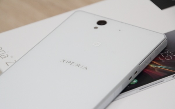 Sony Xperia Z gets unboxed early back