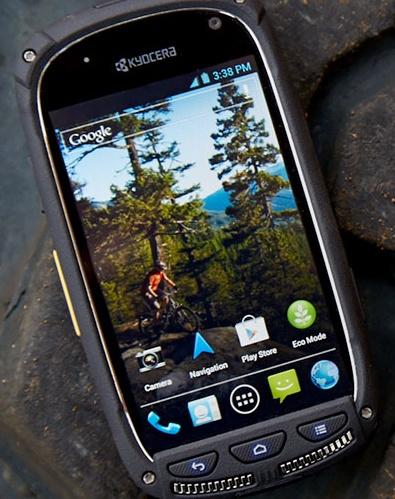 Sprint Kyocera Torque Ultra-rugged 4G LTE Smartphone 1
