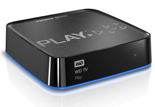 WD TV Play WiFi HD Media Player Streamer