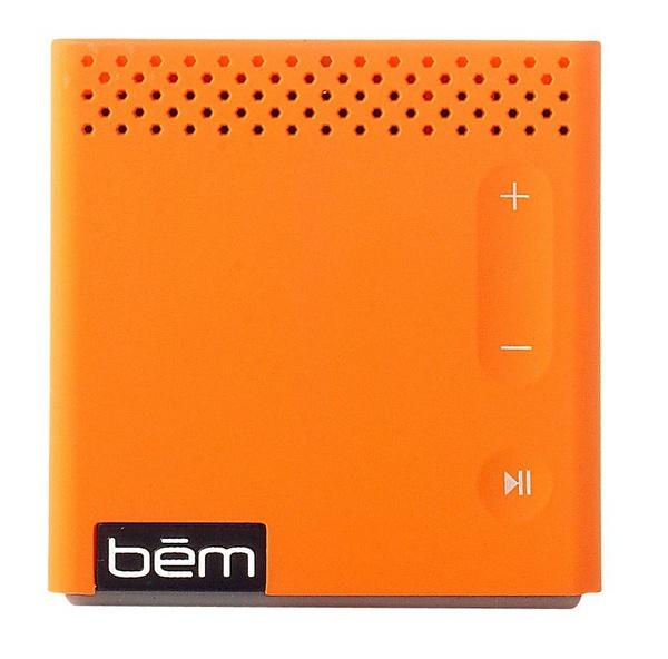 bem Wireless Mobile Speaker orange