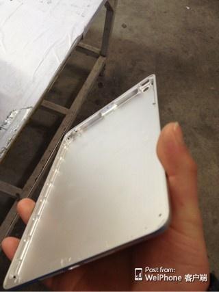 iPad mini 2 Backplate leaked 2