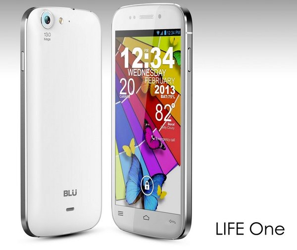 BLU Products Life One Android Smartphone