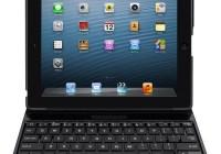 Belkin Ultimate Keyboard Case for iPad black front