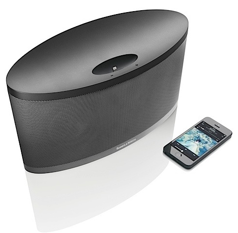 Bowers & Wilkins Z2 AirPlay Speaker with Lightning Connector black