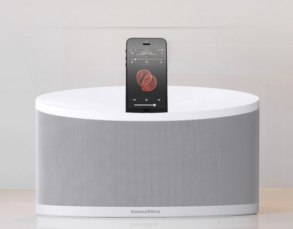 Bowers & Wilkins Z2 AirPlay Speaker with Lightning Connector white