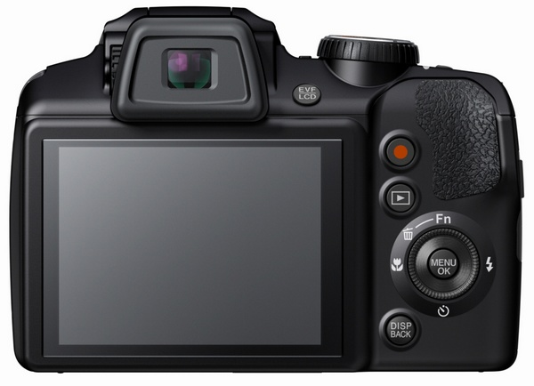 FujiFilm FinePix S8400W 44x Long Zoom Camera supports WiFi back