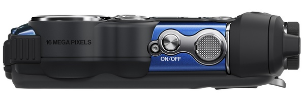 FujiFilm FinePix XP200 Ultra Rugged Camera with WiFi top