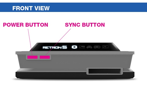 Hyperkin RetroN 5 lets you play NES, SNES, GENESIS, GameBoy and FAMICOM games front