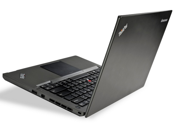 Lenovo ThinkPad T431s Ultrabook with a Streamlined Design back cover 1