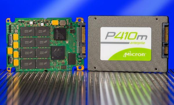 Micron P410m Enterprise SAS Solid State Drive