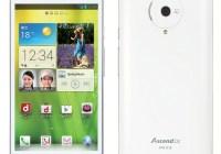 NTT docomo Huawei Ascend D2 HW-03E Smartphone