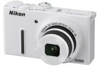Nikon CoolPix P330 gets a f1.8 5x Optical Zoom Lens white