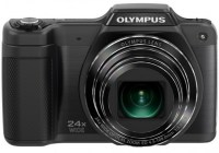 Olympus STYLUS SZ-15 Long-zoom Camera black