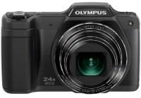 Olympus STYLUS SZ-15 Long-zoom Camera black