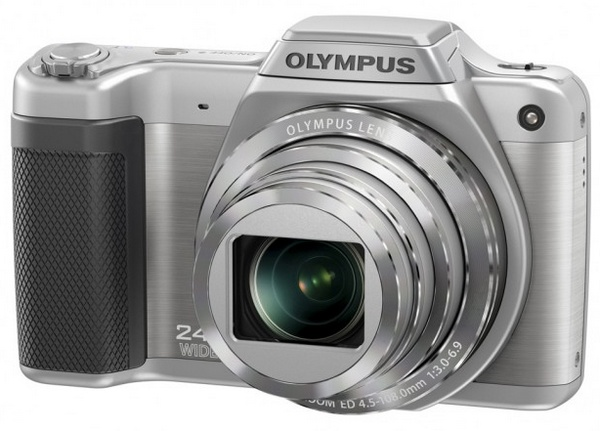 Olympus STYLUS SZ-15 Long-zoom Camera silver