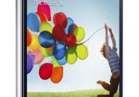 Samsung Galaxy S4 8-core Android smartphone black
