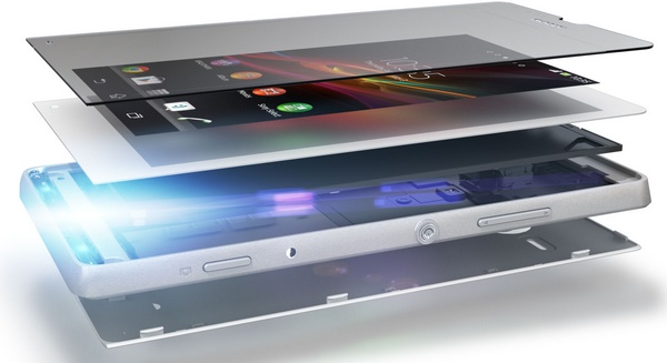 Sony Xperia SP Mid-range Smartphone with Premium Design build