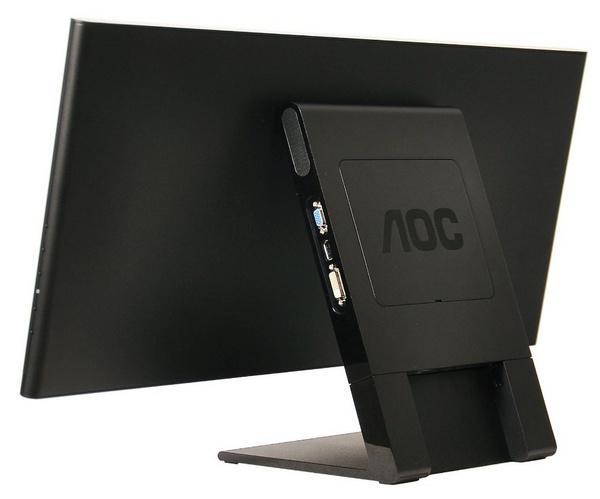 AOC Q2963PM 29-inch 21-9 IPS Display back