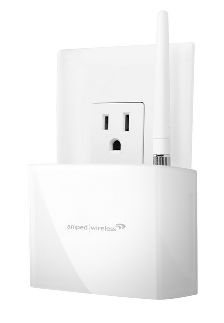 Amped Wireless REC10 Compact WiFi Range Extender