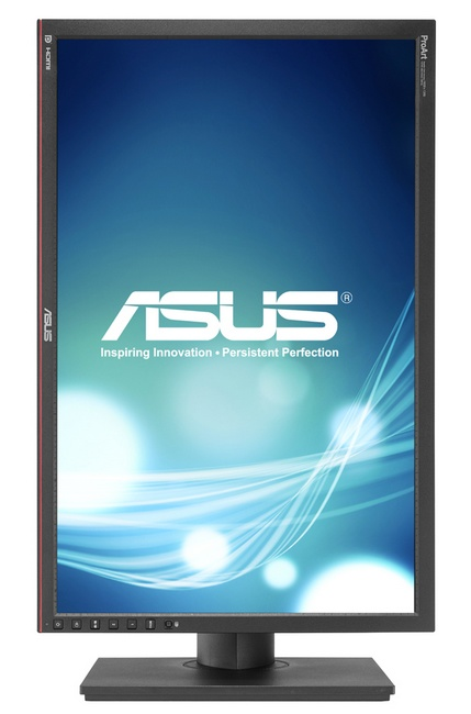 Asus ProArt PA249Q Pre-calibrated Professional IPS LCD Display vertical