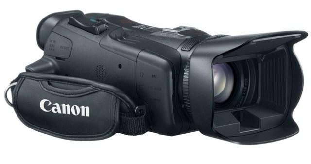 Canon VIXIA HF G30 Camcorder front