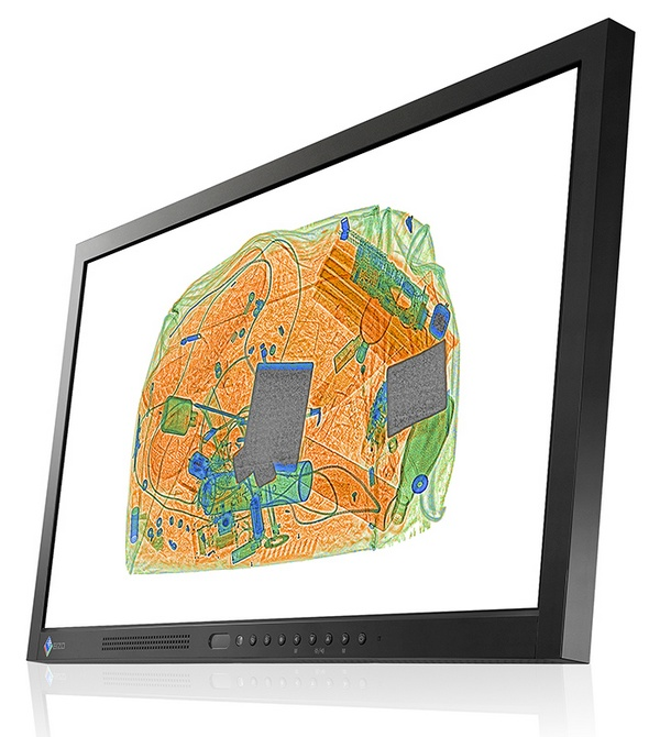 Eizo DuraVision DV2324-008 Full HD Monitor with 120Hz Refresh Rate angle