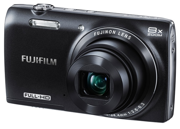 FujiFilm FinePix JZ700 8x Zoom Digital Camera black