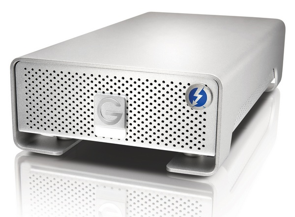 G-Technology G-DRIVE PRO with Thunderbolt High Performance External Hard Drive