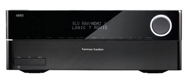 Harman Kardon AVR2700 and AVR3700 Networked AV Receiver with 4K Upscaling