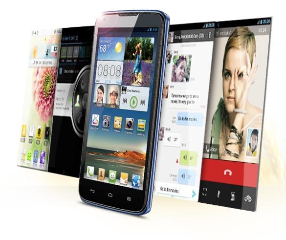 Huawei A199 5-inch Quad-core Smartphone emotion ui