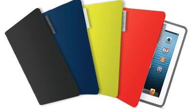Logitech Folio case for iPad ipad mini colors