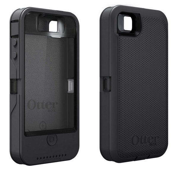 OtterBox Defender Series with iON Intelligence iPhone 44S Battery Case