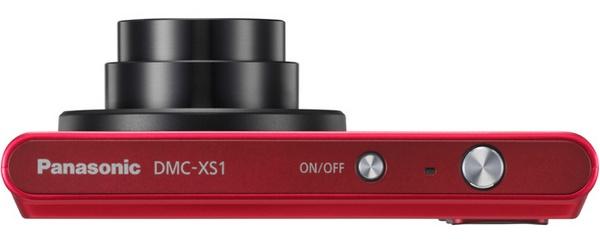 Panasonic LUMIX DMC-XS1 Camera top