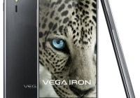 Pantech Vega Iron Announced with 5-inch Display, SnapDragon 600, 2.4mm Bezel 1