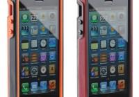 Pelican ProGear Protector iPhone 5 Case orange red