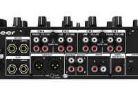 Pioneer DJM-750 4-channel Digital DJ Mixer back