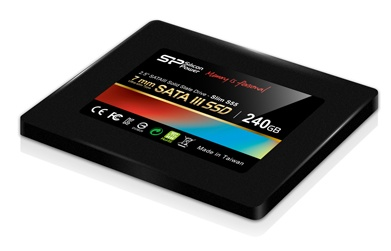 Silicon Power Slim S55 ssd