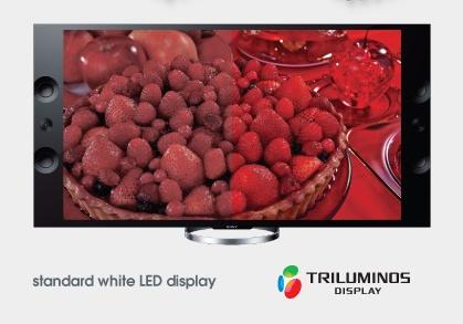 Sony BRAVIA XBR-55X900A and XBR-65X900A 4K Ultra HD LED TVs TRILUMINOS