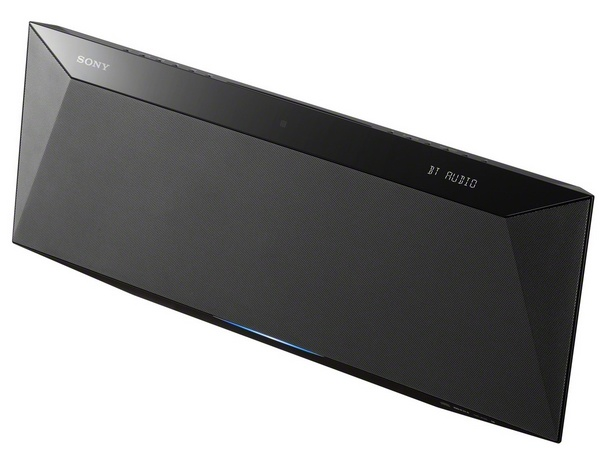 Sony CMT-BT60B Wireless Speakers black