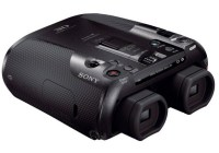 Sony DEV-50V Weatherproof Digital Recording Binoculars back