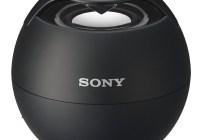 Sony SRS-BTV5 Bluetooth Wireless Speaker with NFC black
