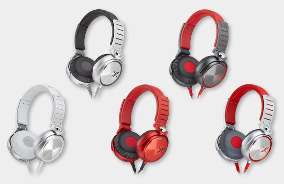 Sony X Headphone MDR-X05 color