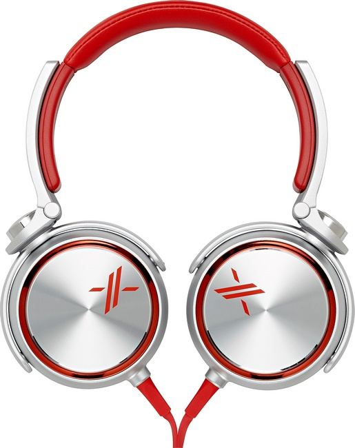 Sony X Headphone MDR-X05 red silver